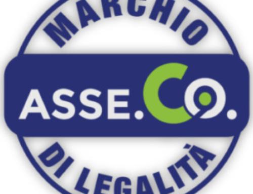 L'ASSECO: UNO STRUMENTO PER LA DIFFUSIONE DI UNA CULTURA DI LEGALITA'